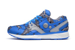 Stash x Reebok Pump Running Dual