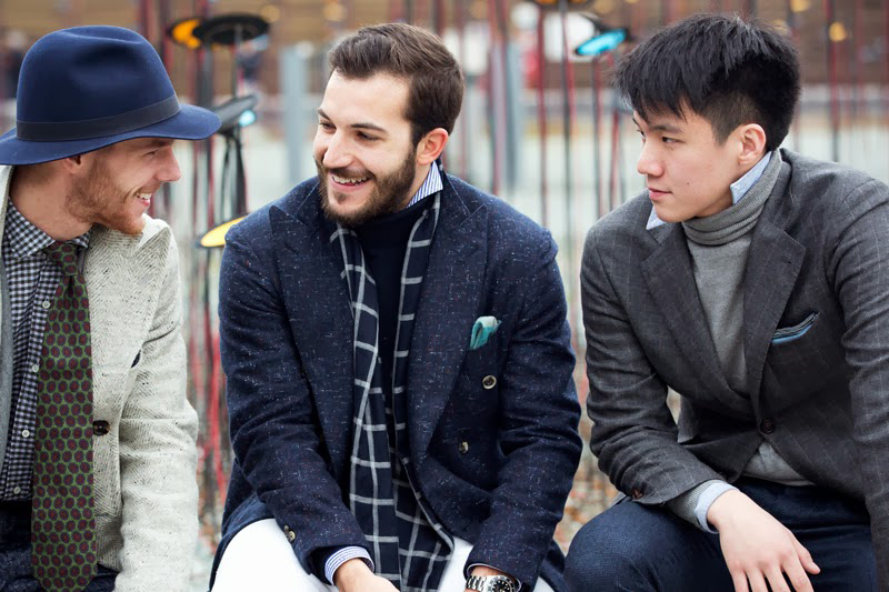 streetfsn captures new trend menswear shows