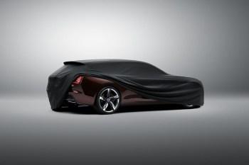 Stutterheim x Volvo Concept Estate Car Cover