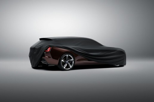 Stutterheim x Volvo Concept Estate Car Cover