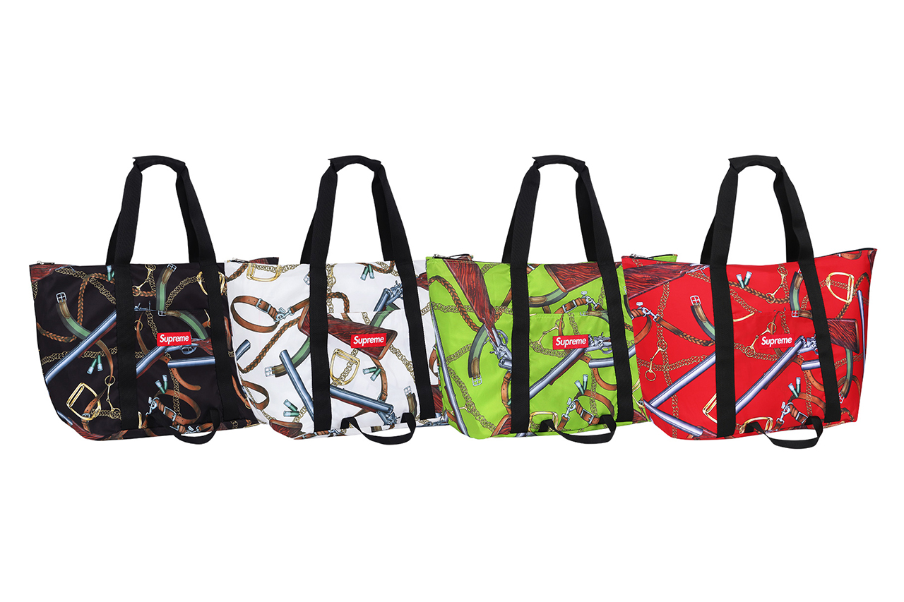 Supreme 2014 Spring/Summer Accessories Collection
