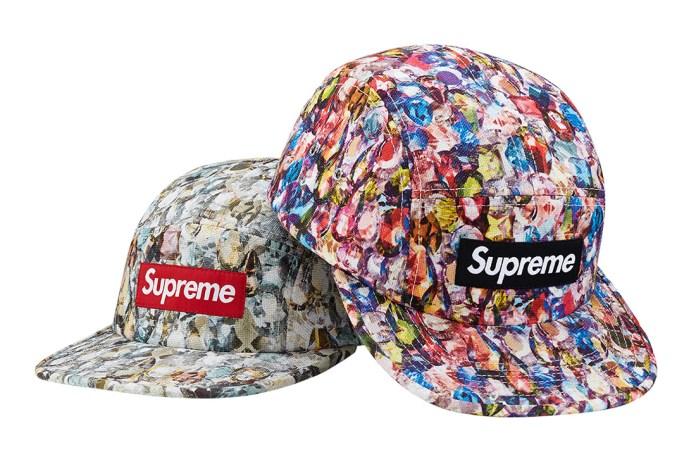 Supreme 2014 Spring/Summer Headwear Collection