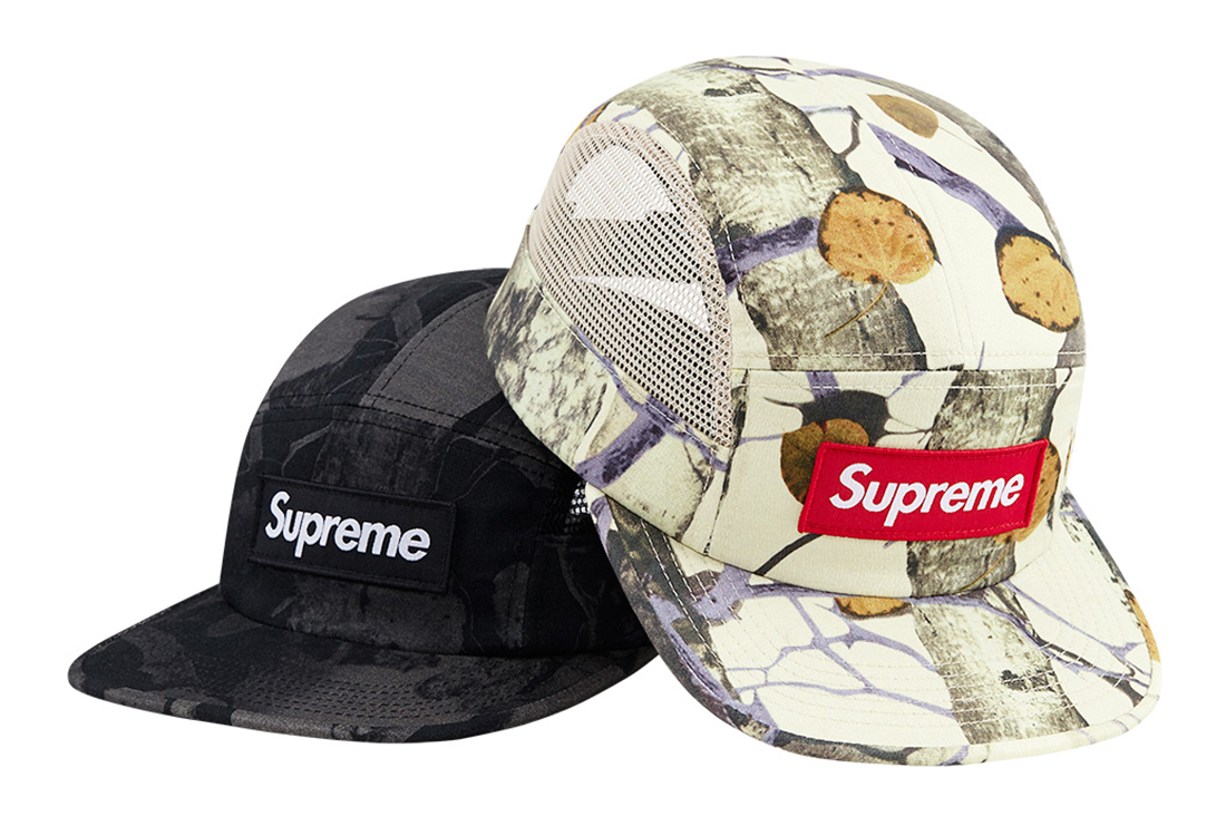 supreme 2014 spring summer headwear collection