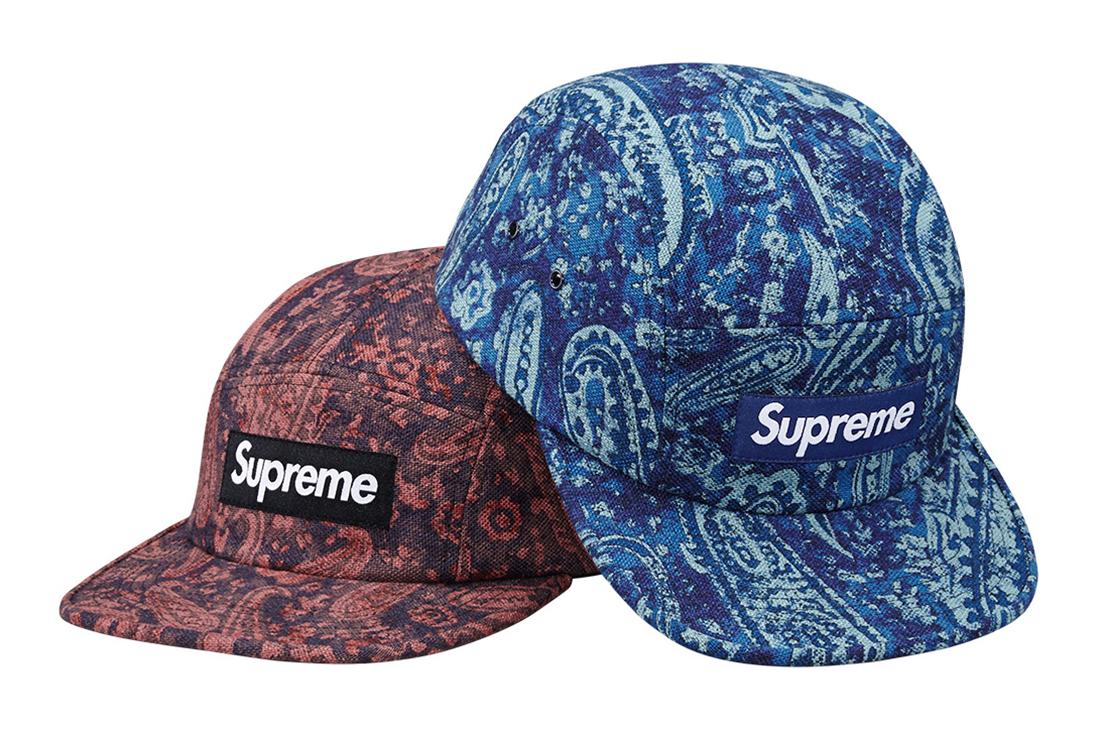 supreme 2014 spring summer headwear collection