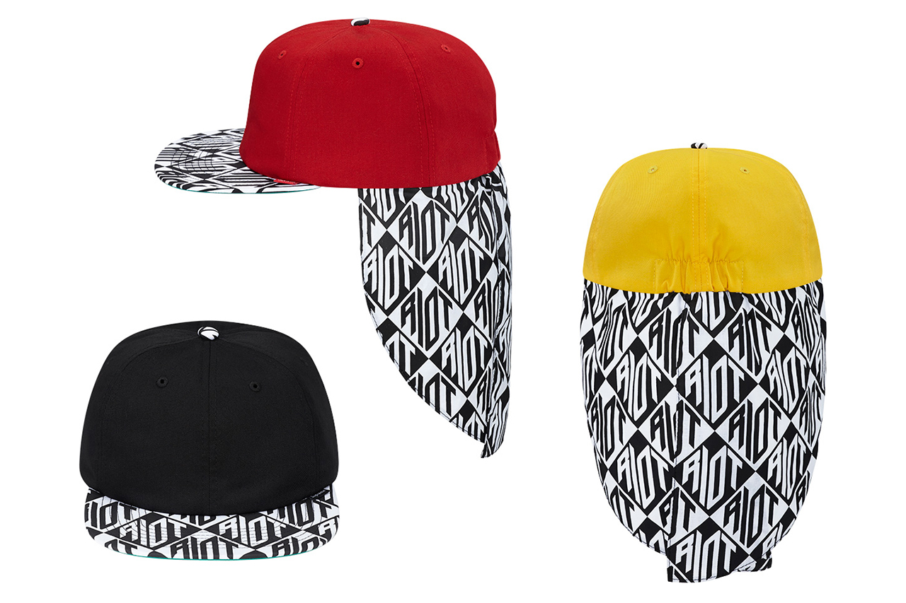 Supreme 2014 Spring/Summer Headwear Collection