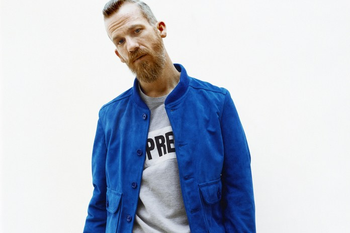 Supreme 2014 Spring/Summer Lookbook