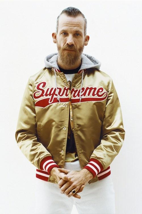 Supreme 2014 Spring/Summer Lookbook