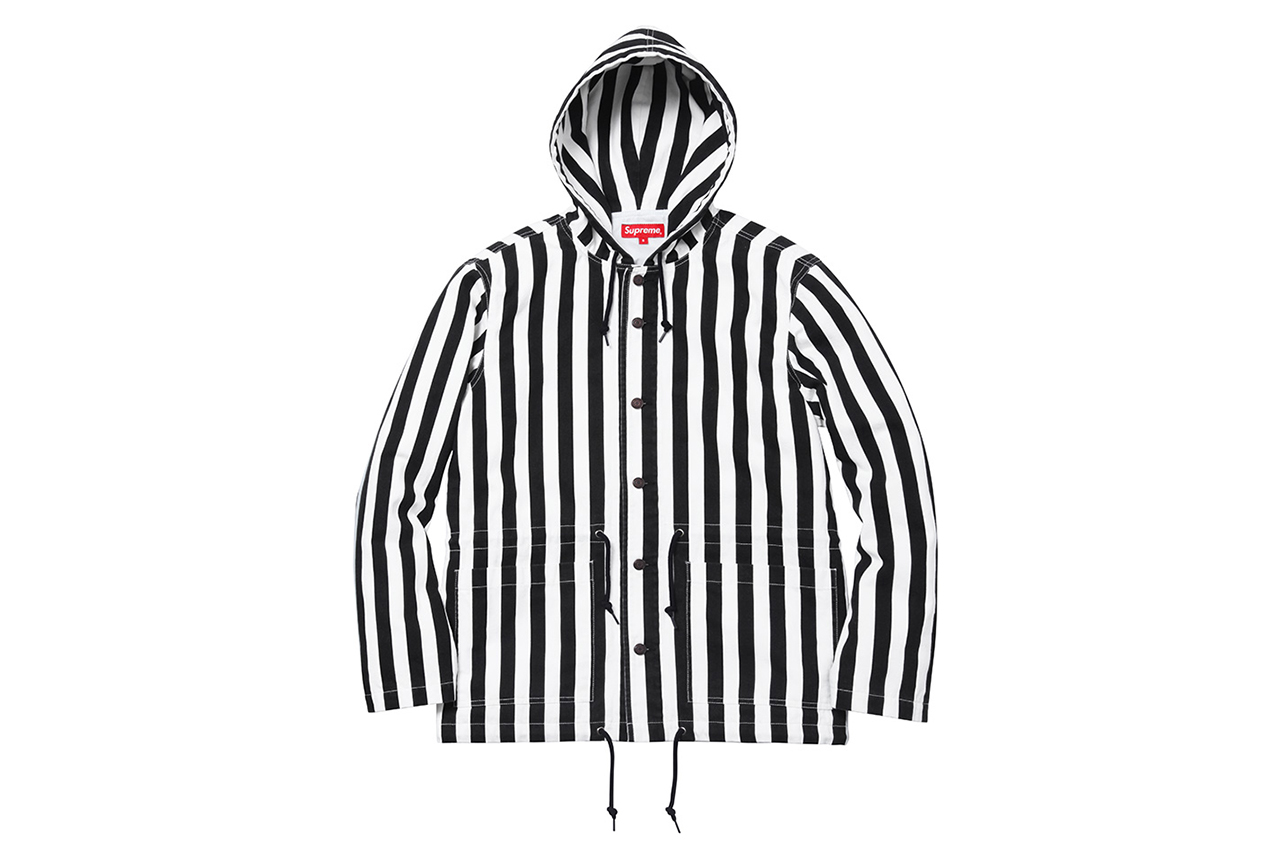 supreme 2014 spring summer outerwear collection