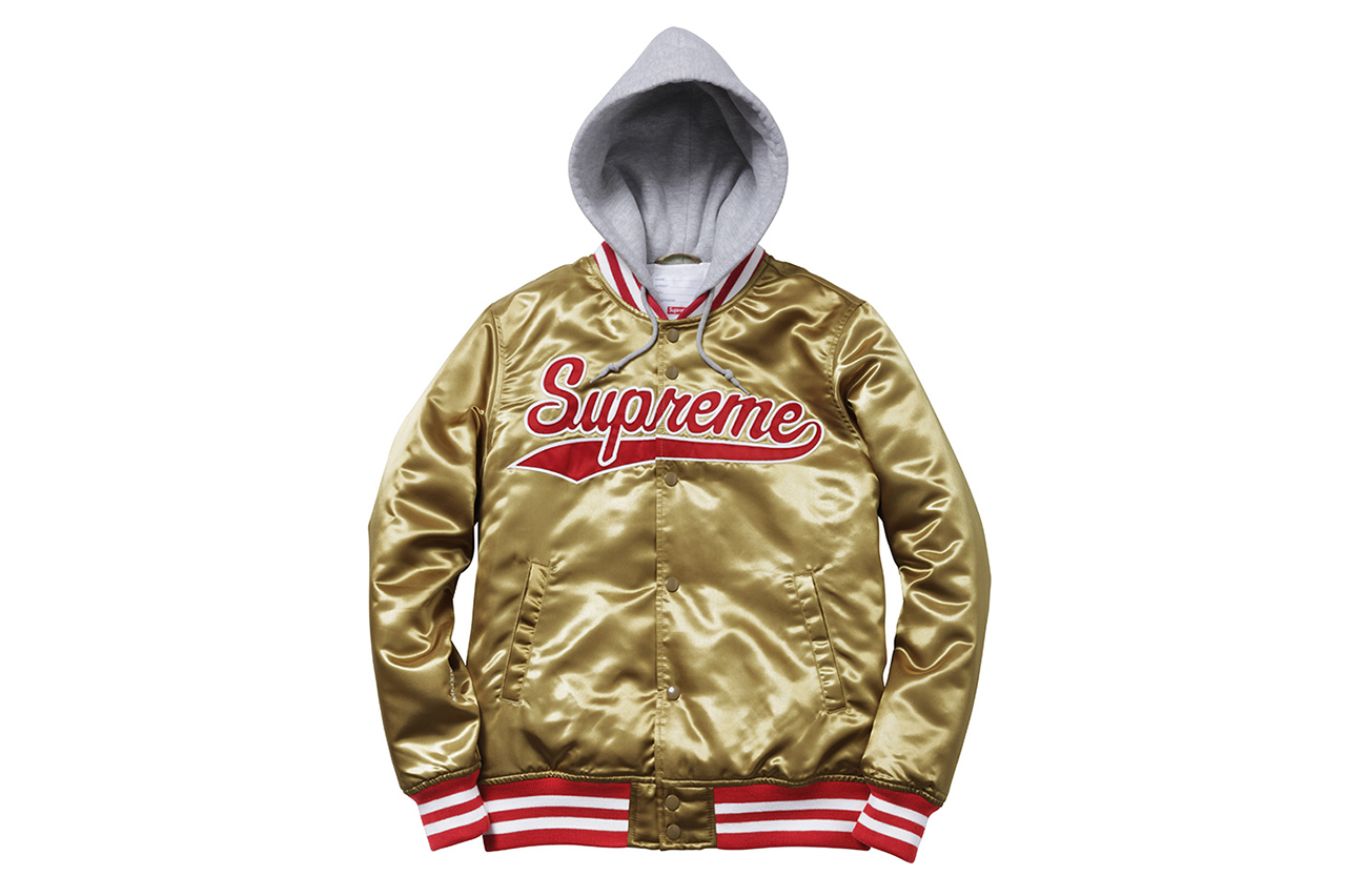 Supreme 2014 Spring/Summer Outerwear Collection