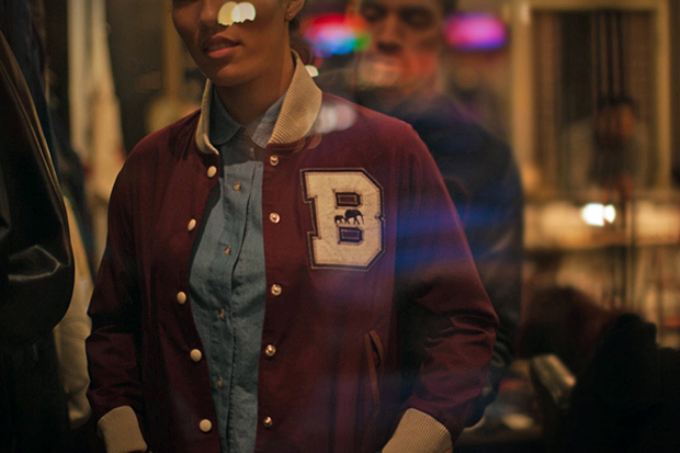 The BKc Valentine's Varsity Jackets for Women