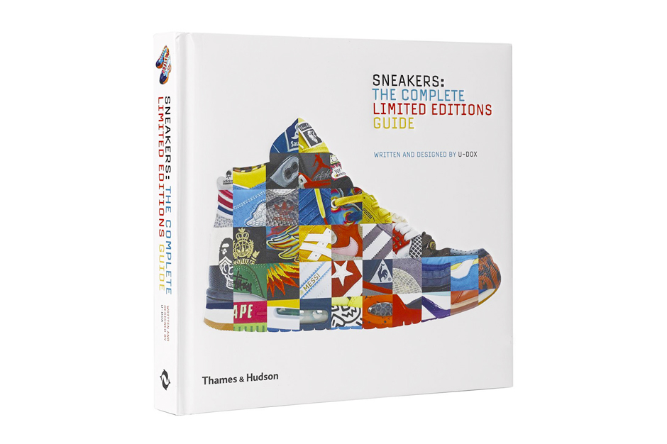 sneakers the complete limited editions guide by u dox