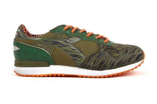 The Editor x Diadora 2014 Spring/Summer Collection