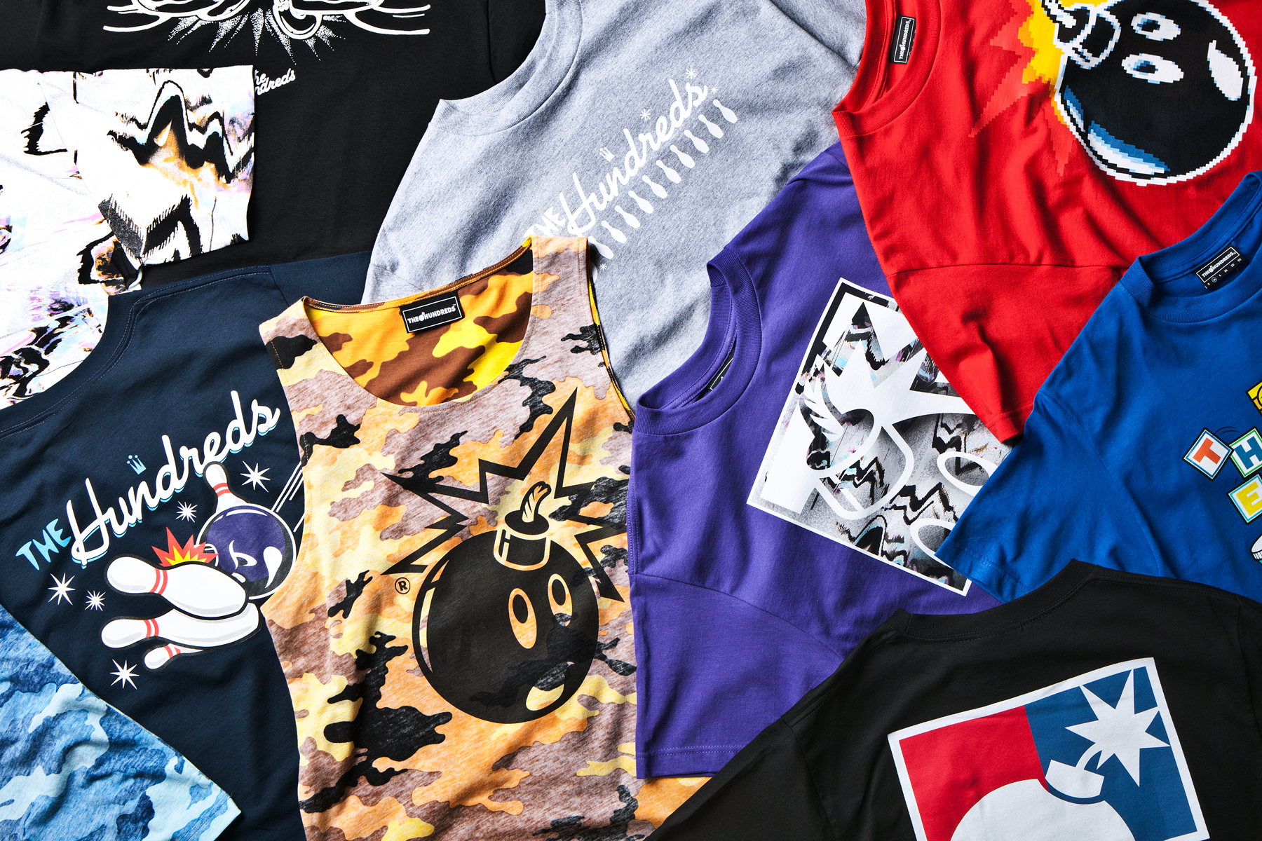 the hundreds 2014 spring summer t shirts