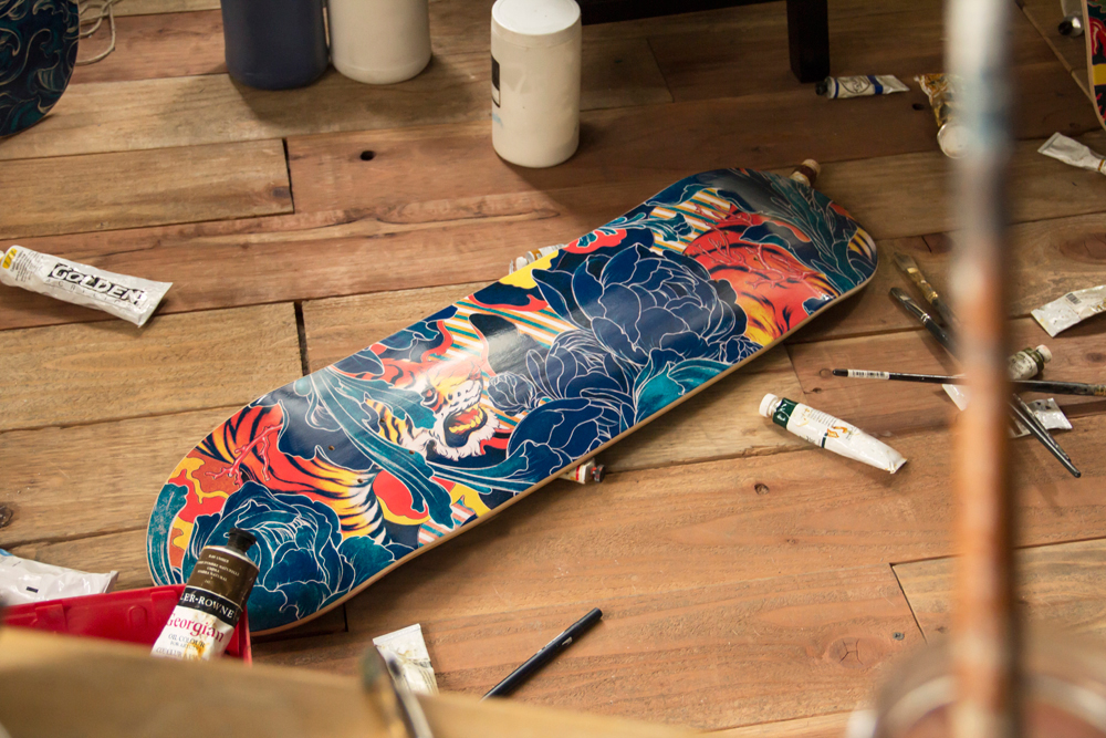 The Hundreds by James Jean Collection