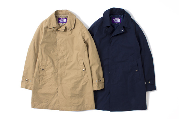 "THE NORTH FACE PURPLE LABEL 2014 Spring/Summer ""Field"" Collection"