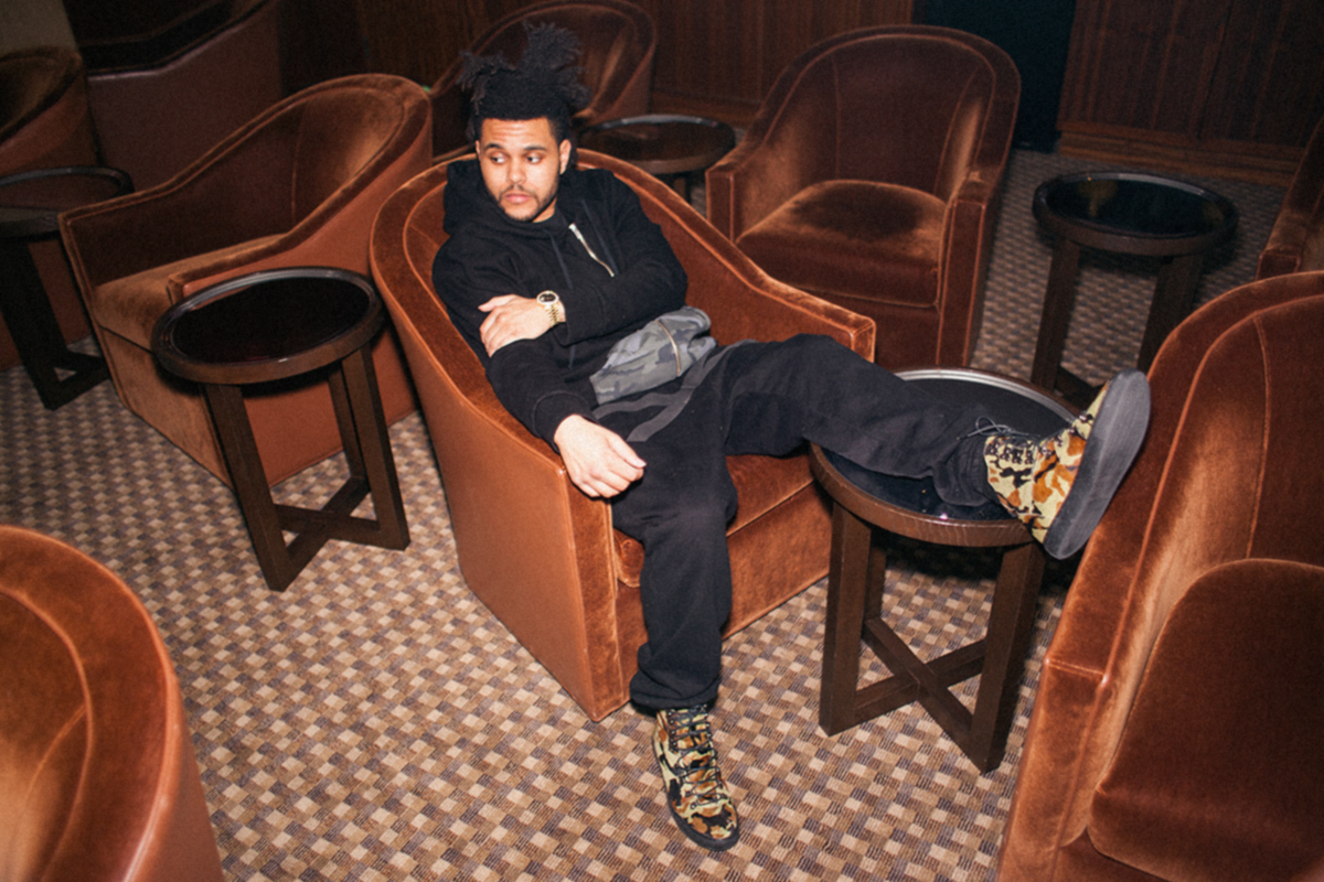 the weeknd xo present the 2014 spring official issue xo collection