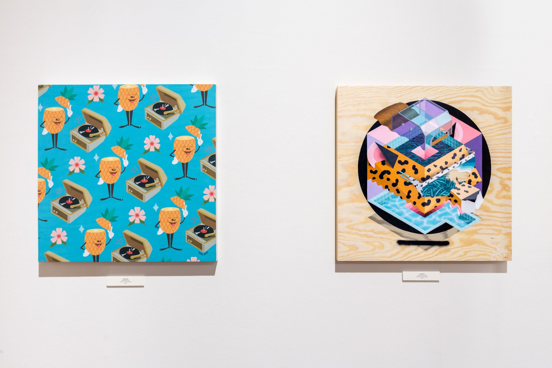 "POW! WOW! Hawai'i 2014 ""Exploring The New Contemporary Movement"" @ Honolulu Museum Of Art School Recap"