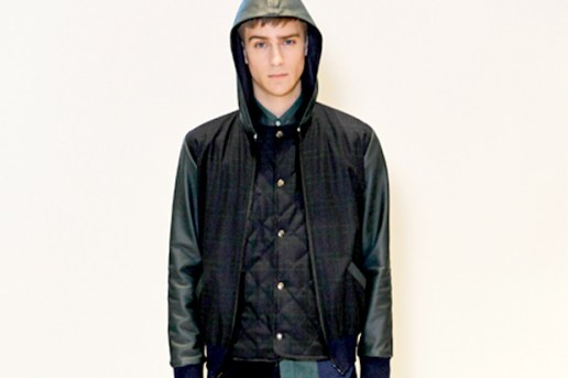 Timo Weiland 2014 Fall/Winter Collection