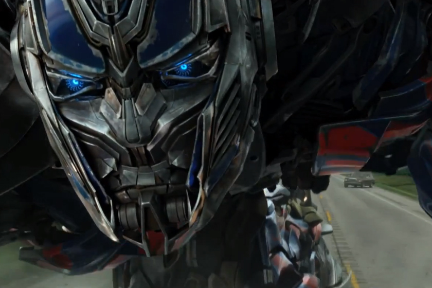 Check out the Transformers: Age of Extinction Super Bowl Trailer