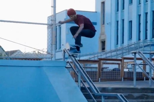 Transworld Skateboarding Checks Out Brandon Nguyen