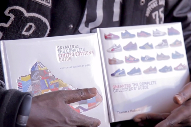 U-Dox Presents 'Sneakers: The Complete Limited Editions Guide' Video
