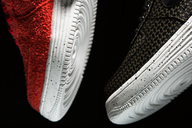 Undefeated x Nike Lunar Force 1 Teaser