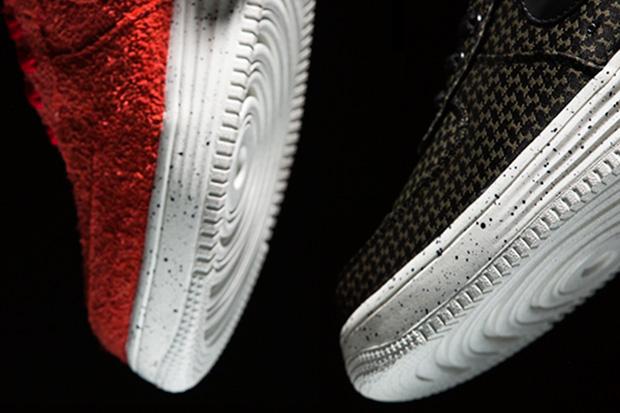 Undefeated x Nike Lunar Force 1 Teaser