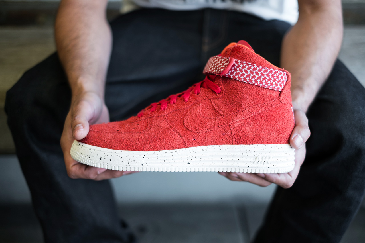 Undefeated's Eddie Cruz Talks Nike and the Latest Lunar Force 1 Pack