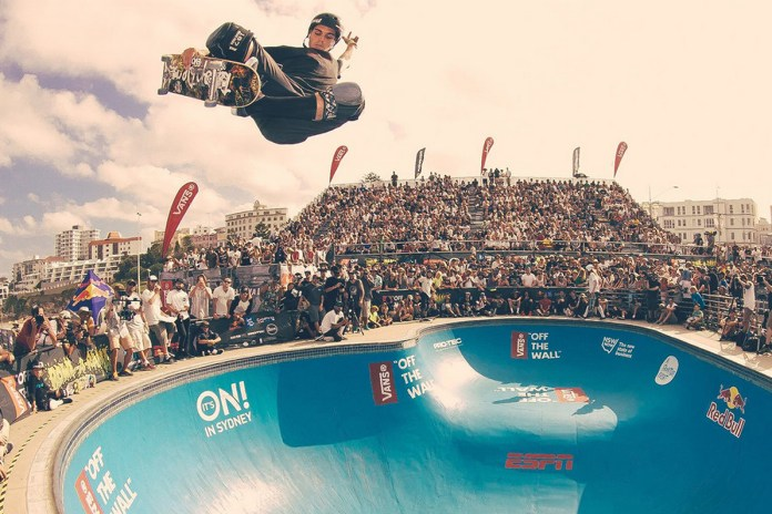 Vans BOWL-A-RAMA Bondi 2014 Video
