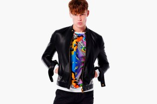 Versus Versace 2014 Fall/Winter Lookbook