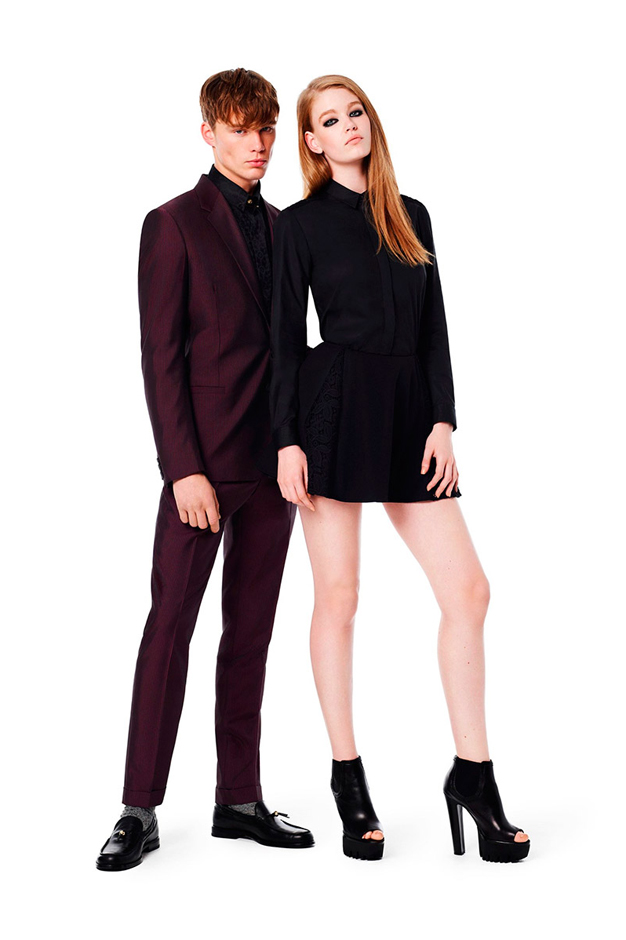 Versus Versace 2014 Fall/Winter Lookbook