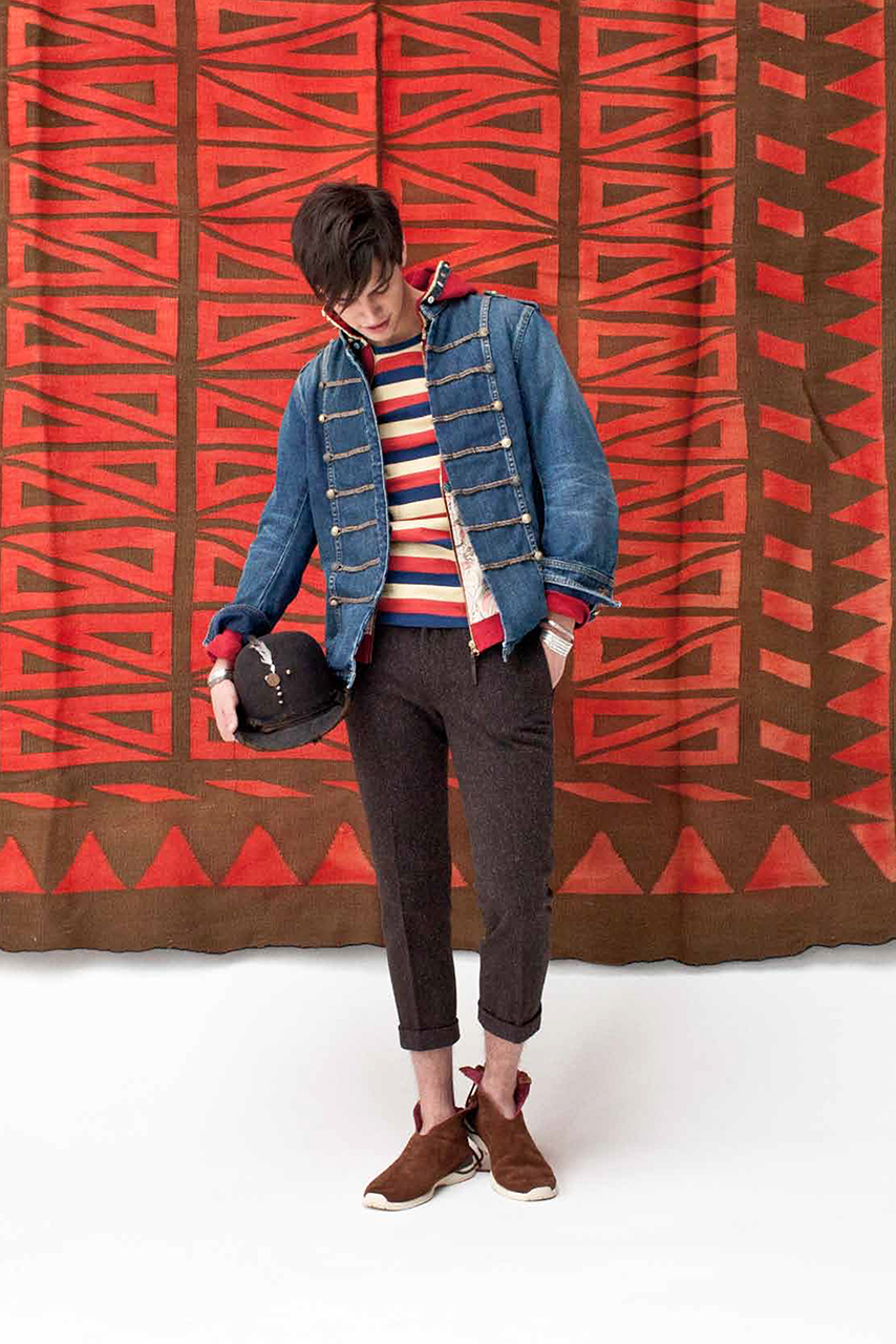 visvim 2014 Fall/Winter Lookbook Preview