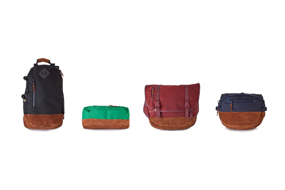 visvim 2014 spring summer ballistic collection