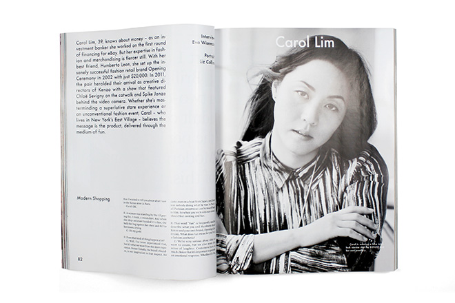 Vivienne Westwood Covers The Gentlewoman 2014 Spring/Summer Issue No. 9