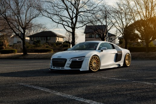 Vossen Wheels World Tour 2014 Makes Its First Stop in Japan