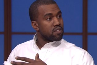 Watch Kanye West's Appearance on Late Night with Seth Meyers