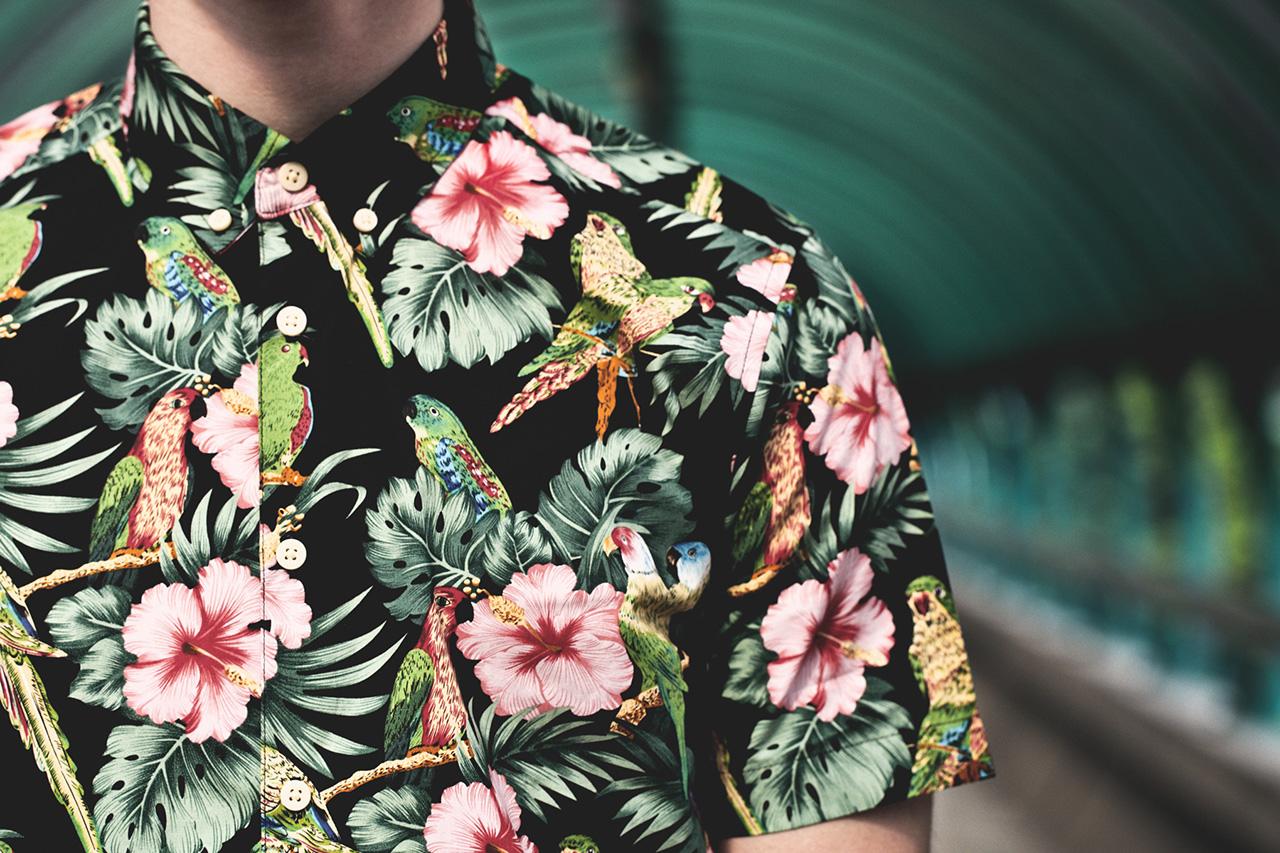 Weekend Offender 2014 Spring/Summer Shirts