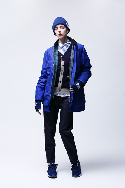 White Mountaineering Women's 2014 Fall/Winter Collection