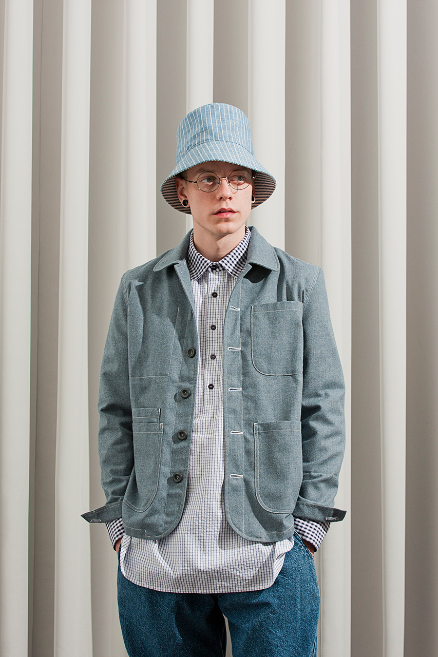 "wisdom 2014 Spring/Summer ""EIGHT THOUSAND FEET"" Lookbook"