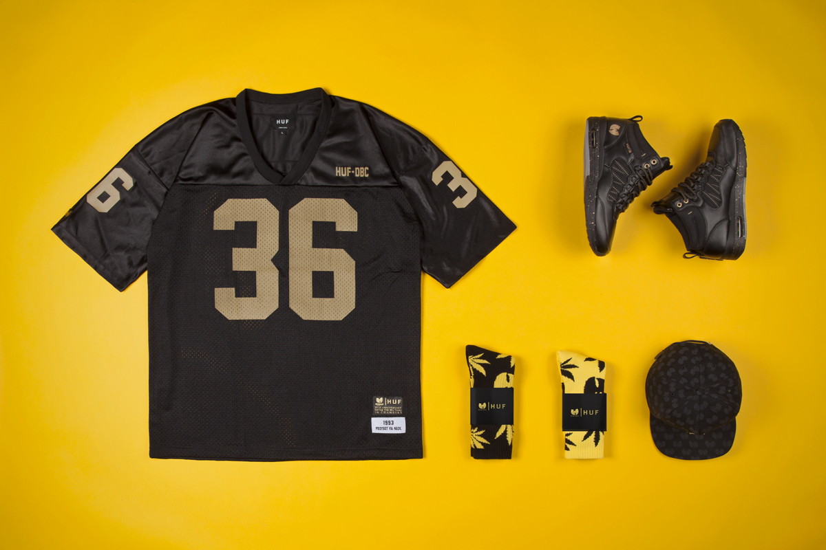 wu tang clan x huf 2014 spring summer collection