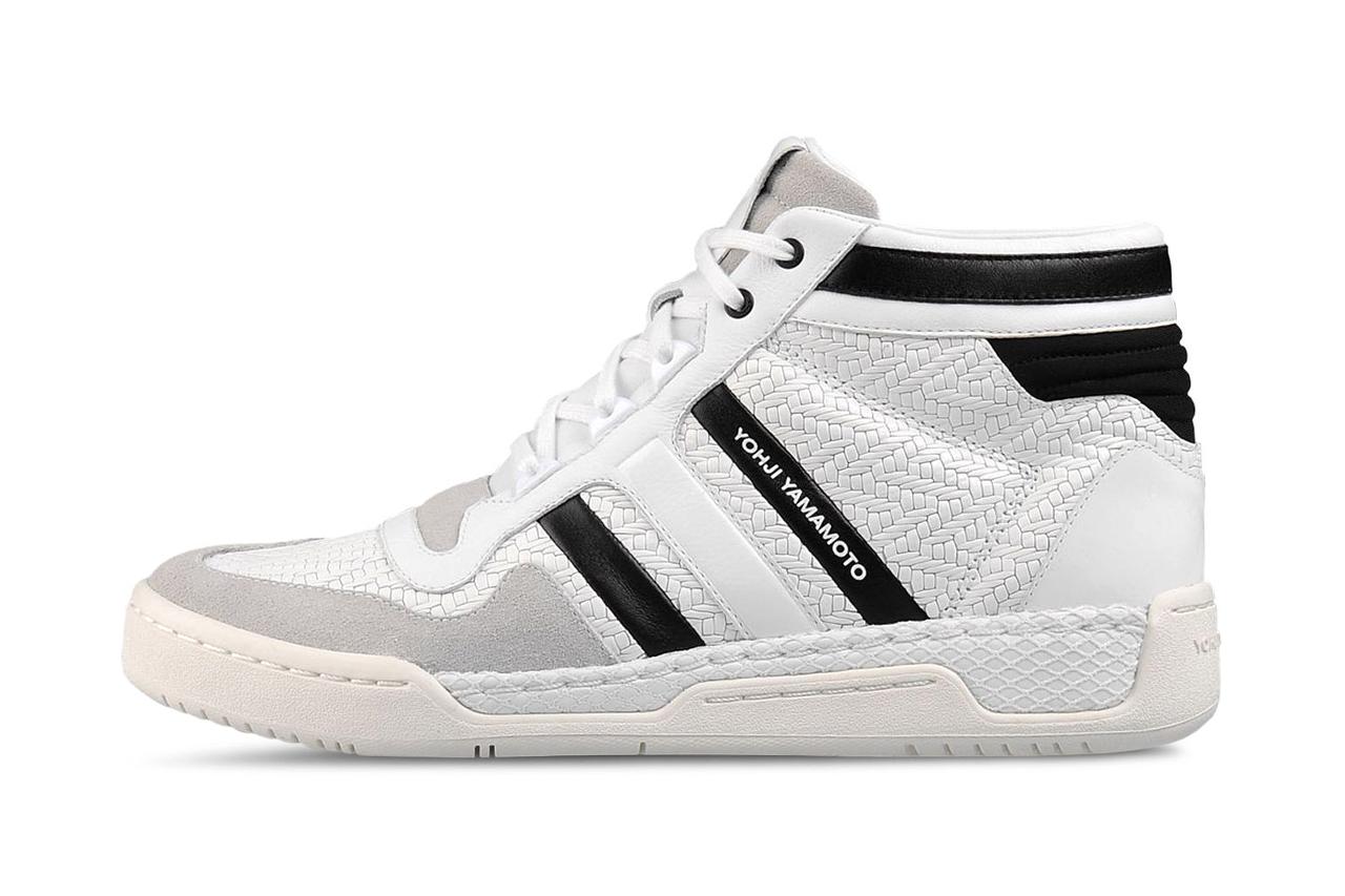 y 3 2014 spring summer footwear collection