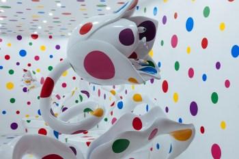"""Yayoi Kusama """"A Dream I Dreamed"""" Exhibition @ MoCA Shanghai Recap"""