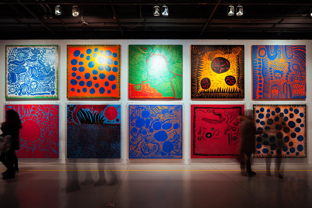 "Yayoi Kusama ""A Dream I Dreamed"" Exhibition @ MoCA Shanghai Recap"