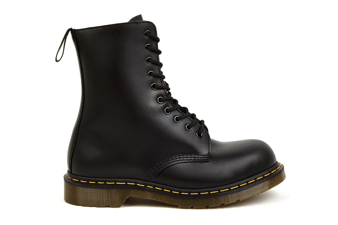 yohji yamamoto x dr martens 2014 spring summer 10 eye leather boots