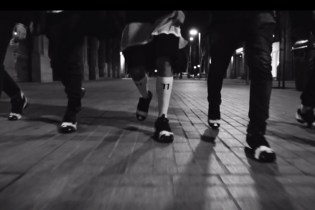 24 Kilates x 11 by Boris Bidjan Saberi x Reebok Instapump Fury 20th Anniversary Video