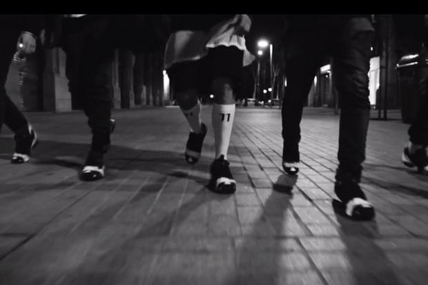 24 Kilates x 11 by Boris Bidjan Saberi x Reebok Instapump Fury 20th Anniversary Video