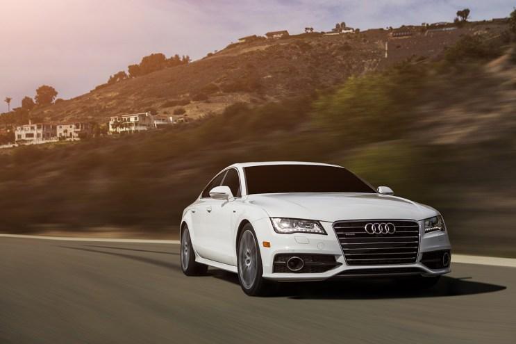 A Closer Look at the 2014 Audi A7 TDI
