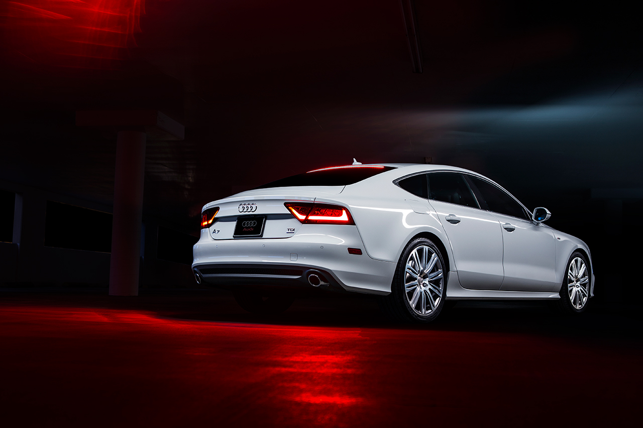 A Closer Look at the 2014 Audi A7 TDI