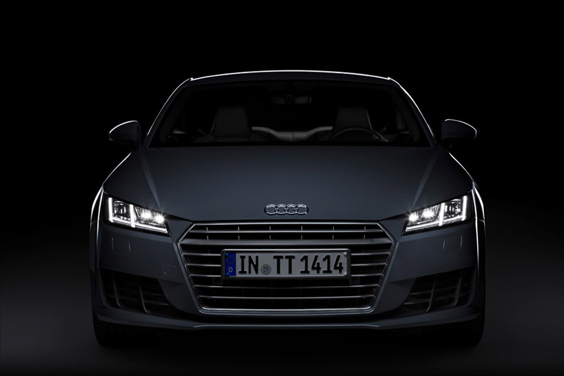 A Closer Look at the 2015 Audi TT