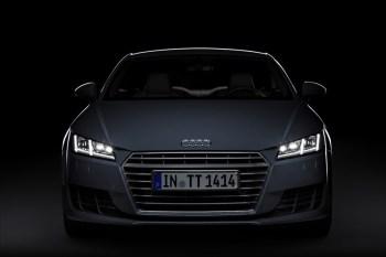 A Closer Look at the 2015 Audi TT
